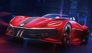 MG Cyberster concept previews 5G-ready electric sportscar with 800-kilometre range- Technology News, FP
