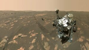 NASA shares Perseverance rover's selfie with its Ingenuity helicopter on Mars- Technology News, FP
