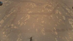 NASA's Ingenuity Helicopter captures its first aerial colour image of Mars- Technology News, FP