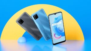 Realme C20 with a 5,000 mAh battery to go on first sale today at 12 pm on Flipkart- Technology News, FP