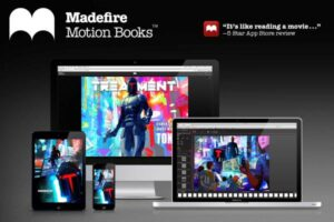 Digital comics startup Madefire is shutting down – TechCrunch