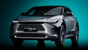 Toyota bZ4X e-SUV concept debuts at Auto Shanghai 2021, marks birth of new EV sub-brand- Technology News, FP