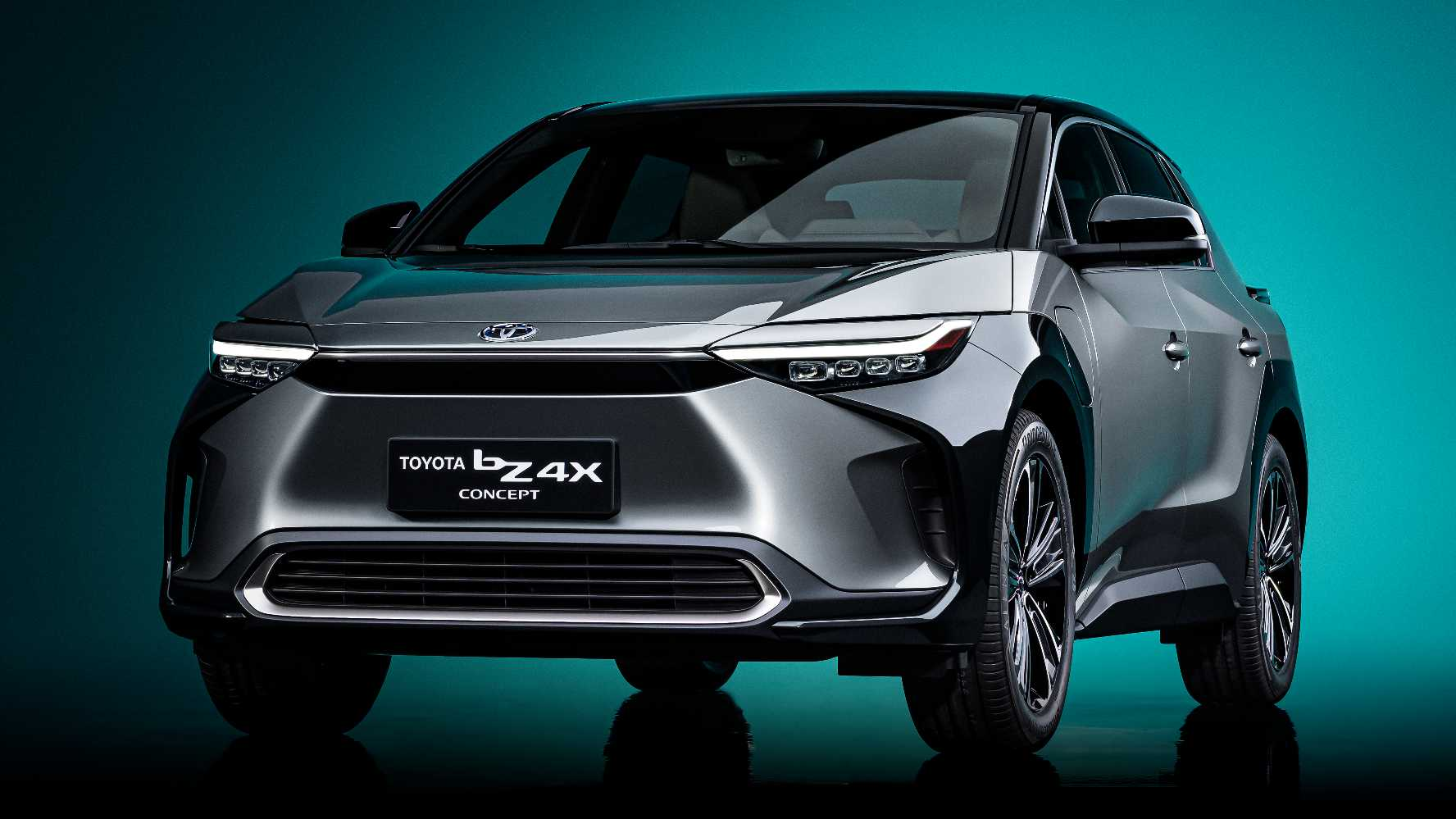 Toyota bZ4X e-SUV concept debuts at Auto Shanghai 2021, marks birth of new EV sub-brand- Technology News, FP