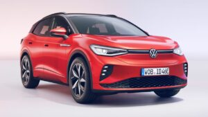 Volkswagen ID.4 GTX debuts with a dual-motor setup, 299 hp and 480-kilometre range- Technology News, FP