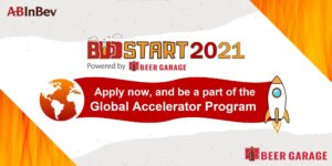 AB InBev launches BudStart Global Accelerator Program to partner with startups for their business solutions. Apply now!