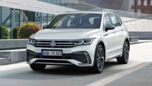 Volkswagen Tiguan Allspace facelift debuts with styling tweaks, MIB3 infotainment- Technology News, FP