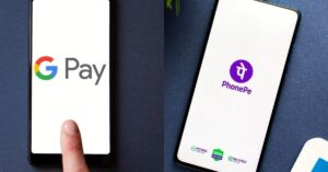PhonePe Continues To Lead UPI Market; Google Pay Sees 5% Dip