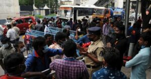 Zomato, Swiggy Delivery Workers Face The Wrath Of Hyderabad Police
