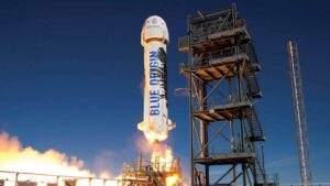 Blue Origins welcomes bids for one seat on its first passenger flight to space- Technology News, FP
