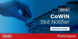 Get vaccinated! Sign up for slot notifications here