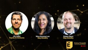 May Mobility's Edwin Olson and Nina Grooms Lee and Toyota AI Ventures' Jim Adler on validating your startup idea – TechCrunch