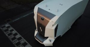Sweden's Einride aims to replace traditional freight vehicles with its driverless, electric pods; raises €91.4M