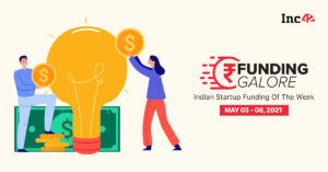 $44 Mn Raised Across 18 Deals [May 3-8]