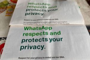 India says WhatsApp's lawsuit over new regulations a clear act of defiance – TC