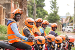 The motorcycle ride-hailing wars in Nigeria and Uganda is SafeBoda's to lose – TechCrunch