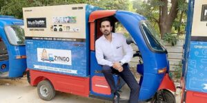 With Blowhorn, Ninjacart, Grofers as its clients, this startup is looking to bring EVs into hyperlocal delivery