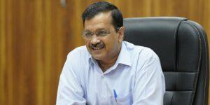 CM Arvind Kejriwal launches Oxygen Concentrator Bank in Delhi