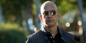 Jeff Bezos will step down as Amazon CEO on July 5