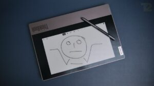 A secondary e-ink laptop display is interesting, but it isn't yet practical- Technology News, FP