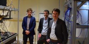 Dutch startup QphoX raises €2M to connect quantum computers with a quantum modem – TechCrunch