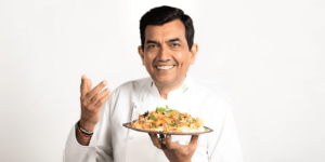 Celebrity chef Sanjeev Kapoor on his entrepreneurial journey