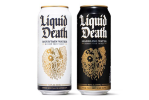 With its newest round, Liquid Death will exclusively 'murder your thirst' at Live Nation events – TechCrunch