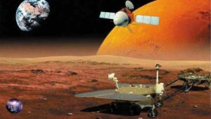 How China's Mars lander Zhurong will attempt to touch down on the red planet- Technology News, FP