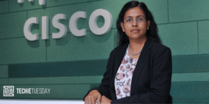 [Techie Tuesday] Meet Daisy Chittilapilly of Cisco whose team built a war room for Ministry of Health to ident