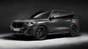 BMW X7 Dark Shadow launched in India at Rs 2.02 crore, just 500 units available globally- Technology News, FP