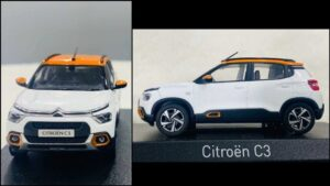 India-bound Citroen C3 compact SUV's exterior design revealed in scale model images- Technology News, FP