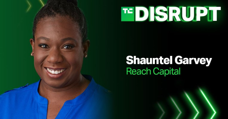 Shauntel Garvey of Reach Capital will join us to judge this year's Startup Battlefield – TechCrunch