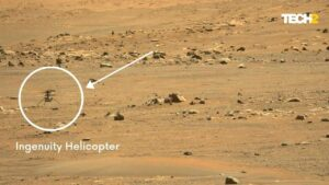 Perseverance rover captures distinct hum of Ingenuity helicopter's fourth flight on Mars- Technology News, FP