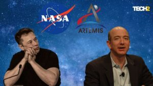 NASA contract ignites Jeff Bezos and Elon Musk feud as they vie for space supremacy- Technology News, FP