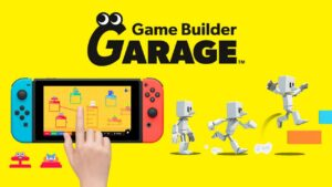 Nintendo Switch announces Game Builder Garage that will let children make their own games- Technology News, FP