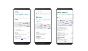 Google begins surfacing vaccine centers, hospital beds, oxygen info in India – TC