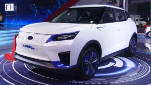 All-electric Mahindra eXUV300, Mahindra eKUV100 SUVs to be launched in India in 2022- Technology News, FP