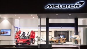 McLaren's first India showroom to open in Mumbai, Infinity Cars is exclusive importer- Technology News, FP