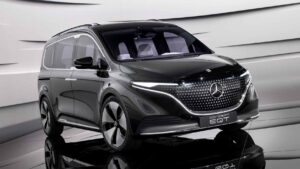 Mercedes-Benz Concept EQT previews electric derivative of upcoming T-Class luxury MPV- Technology News, FP