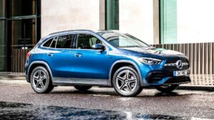 New Mercedes-Benz GLA launched in India, introductory prices start at Rs 42.10 lakh- Technology News, FP