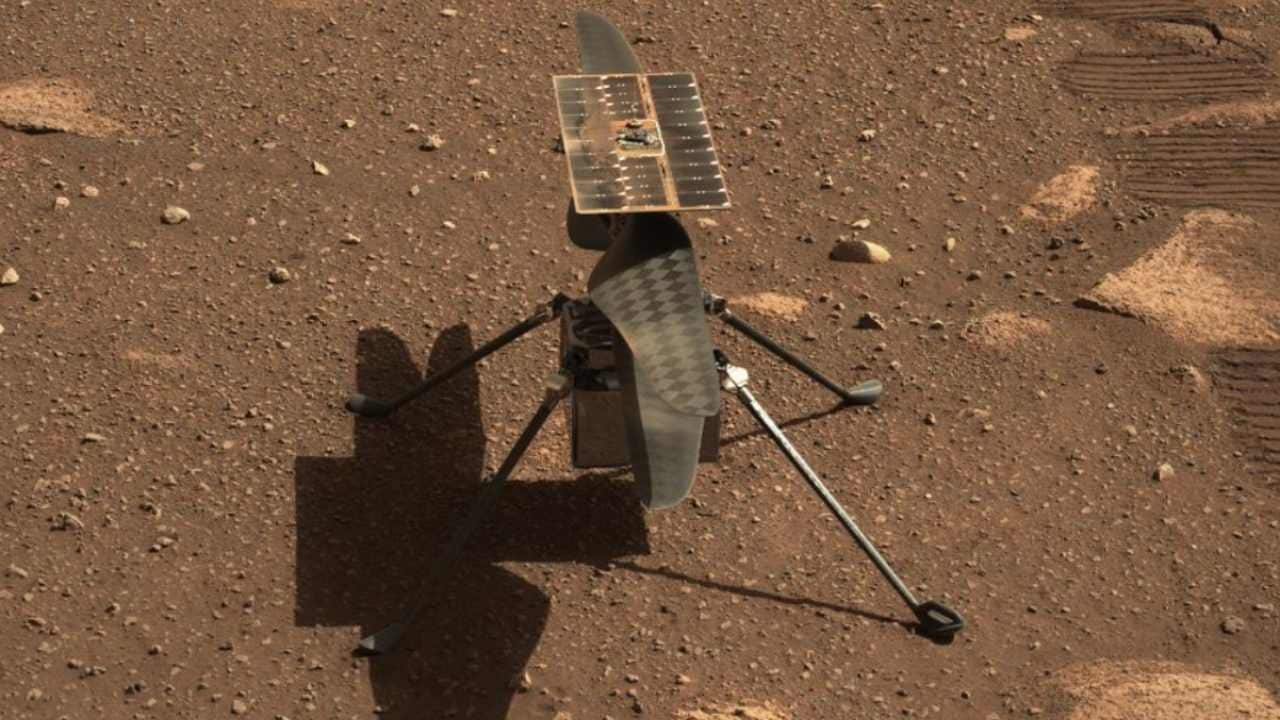 NASA's Ingenuity helicopter to scout ahead and assist Perseverance rover on Mars- Technology News, FP