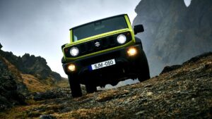 Suzuki Jimny 5 door expected to make global debut in 2022, get turbo-petrol engine- Technology News, FP