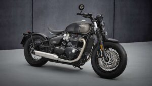 Updated 2021 Triumph Bonneville Bobber launched in India at Rs 11.75 lakh- Technology News, FP