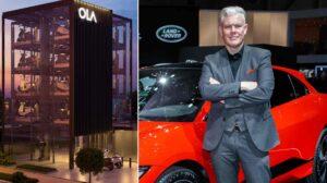 Ola Electric hires former Jaguar design chief Wayne Burgess to shape future models- Technology News, FP