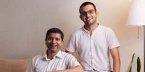 How these IIT and IIM alum are looking to transform the global beauty market
