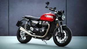 Updated Triumph Speed Twin debuts with a more powerful engine and upgraded suspension- Technology News, FP