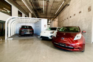 EV battery swapping startup Ample charges up operations in Japan, NYC – TechCrunch