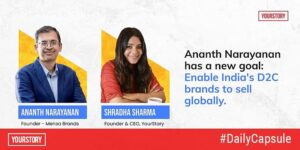 After Myntra and Medlife, here's what Ananth Narayanan is up to