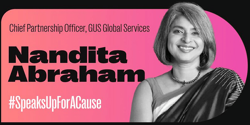 [DesignUp 2021] 'Designers inspire lives, create magic, and give hope' – Nandita Abraham, GUS Global Services