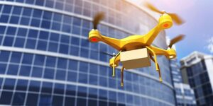 Govt invites bids for delivery of COVID-19 vaccines to remote areas by drones
