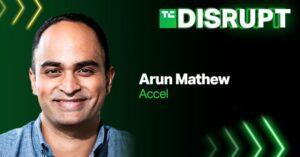 Join Accel's Arun Mathew at TechCrunch Disrupt in our debate around alt-financing – TechCrunch